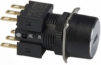 Omron Key Switch,  16mm