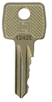 Legrand 1242E replacement keys