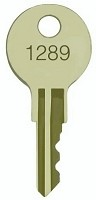 Westinghouse  1289 replacement keys