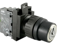ABB Key Switch, 22mm