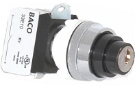 Baco Key Switch,   30mm