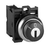 Eaton Key Switch,   22mm