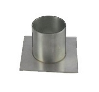 Mounting flange, straight  (FL200)