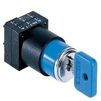 Siemens Key Switch,   22mm