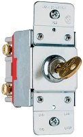 Pass & Seymour 4609 Extra heavy-duty security switch