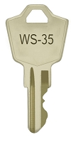 Leviton # WS-35 replacement keys